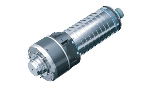Powerful Motor Spindle - C27T