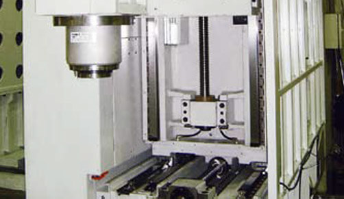 TVMC-2000 Innovative Creamic Bearings Spindles